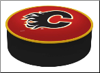 Calgary Flames Bar Stool Cover