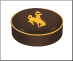 Wyoming Cowboys Bar Stool Cover