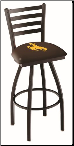 Wyoming Cowboys L014BW Bar Stool
