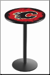 Calgary Flames L214 Pub Table