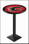 Calgary Flames L217 Pub Table