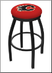 Calgary Flames L8B2B Bar Stool