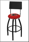 Calgary Flames L8B4 Bar Stool