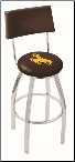 Wyoming Cowboys L8C4 Bar Stool