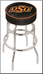 Oklahoma State Cowboys L7C1 Bar Stool