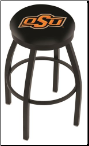 Oklahoma State Cowboys L8B2B Bar Stool