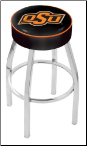 Oklahoma State Cowboys L8C1 Bar Stool