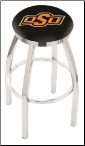 Oklahoma State Cowboys L8C2C Bar Stool