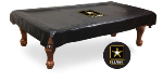 US Army Pool Table Cover