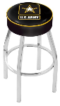 US Army Military L8C1 Bar Stool