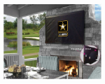 US Army Outdoor TV Cover
