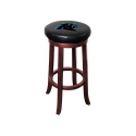 Carolina Panthers NFL Wooden Legs Bar Stool