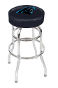 Carolina Panthers Bar Stool w/ Retro Style Base
