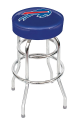 Buffalo Bills Bar Stool w/ Retro Style Base