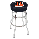 Cincinnati Bengals Bar Stool w/ Retro Style Base
