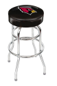 Arizona Cardinals Bar Stool w/ Retro Style Base
