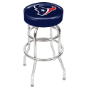 Houston Texans Bar Stool w/ Retro Style Base
