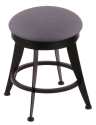 "900 Laser 18"" Vanity Stool w/ Rein Bay Seat and 360 Swivel"