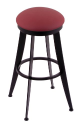 900 Laser Stool with Allante Wine Seat, 360 Swivel
