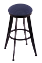 900 Laser Stool with Axis Denim Seat, 360 Swivel