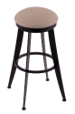 900 Laser Stool with Rein Thatch Seat, 360 Swivel