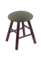 Vanity Stool with Axis Grove Seat