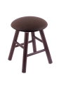 Vanity Stool with Rein Coffee Seat
