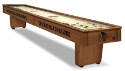 Chicago Shuffleboard Table w/ Blackhawks Logo - Engraved