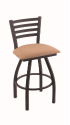 XL 410 Jackie Stool with Axis Summer Seat and 360 Swivel