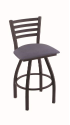 XL 410 Jackie Stool with Rein Bay Seat and 360 Swivel