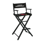 Arizona Cardinals Bar Height Directors Chair