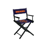 Chicago Bears Table Height Directors Chair