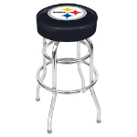 Pittsburgh Steelers Swivel Bar Stool by Imperial