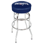 New England Patriots Swivel Bar Stool by Imperial