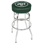 New York Jets Swivel Bar Stool by Imperial