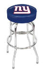 New York Giants Swivel Bar Stool by Imperial