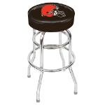 Cleveland Browns Swivel Bar Stool by Imperial