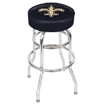 New Orleans Saints Swivel Bar Stool by Imperial