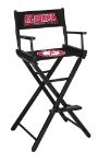 Alabama Crimson Tide NCAA Bar Height Directors Chair
