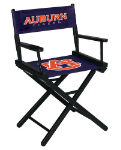 Auburn Tigers NCAA Table Height Directors Chair