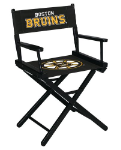 Boston Bruins NHL Table Height Directors Chair