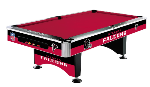Atlanta Falcons Pool Table by Imperial