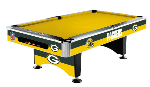 Green Bay Packers Pool Table by Imperial