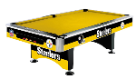 Pittsburgh Steelers Pool Table by Imperial