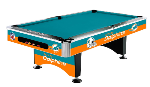 Miami Dolphins Pool Table by Imperial