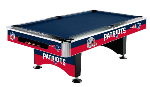 New England Patriots Pool Table by Imperial