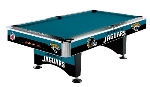 Jacksonville Jaguars Pool Table by Imperial