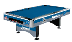 Detroit Lions Pool Table by Imperial