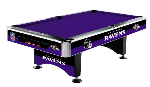 Baltimore Ravens Pool Table by Imperial
