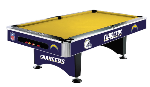 Los Angeles Chargers Pool Table by Imperial